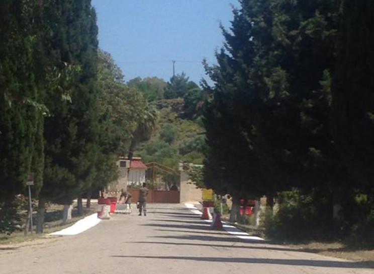 Στρατόπεδο Καλάθου