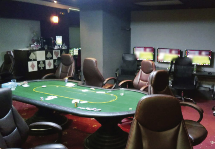 Επαυσε υφ' όρων η δίωξη εις βάρος 4 κατηγορούμενων που έπαιζαν κουμ καν σε «μίνι καζίνο - dimokratiki.gr