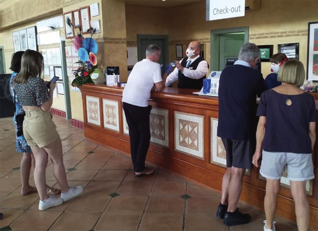 SOS εκπέμπουν οι ξενοδόχοι – Ο Νο1 φόβος των τουριστών και η